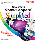 ... Simplified #14: Mac OS X Snow Leopard Simplified Cover