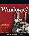 Bible #610: Windows 7 Bible