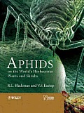 Aphids on the World's Herbaceous Plants and Shrubs