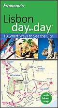 Frommers Lisbon Day by Day With Fold Out Map