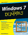 Windows 7 Para Dummies (Para Dummies) Cover