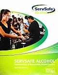 Servsafe Alcohol: Fundamentals of Responsible Alcohol Service with Exam Answer Sheet Cover