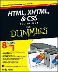 HTML, XHTML and CSS All-In-One for Dummies (For Dummies)
