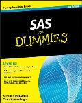 SAS for Dummies (For Dummies)