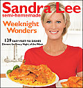 Semi-Homemade Weeknight Wonders: 139 Easy Fast Fix Dishes Cover