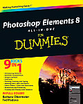 Photoshop Elements 8 All-In-One for Dummies (For Dummies)