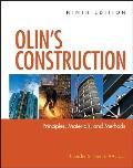 Olin's Construction : Principles, Materials and Methods (9TH 11 Edition)