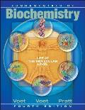 Fundamentals of Biochemistry (4TH 13 Edition)