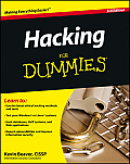 Hacking for Dummies (For Dummies)