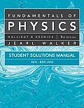 Student Solutions Manual for Fundamentals of Physics 9th edition