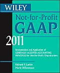 Wiley Not for Profit Gaap 2011 (11 - Old Edition)