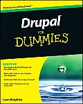 Drupal for Dummies (For Dummies) Cover
