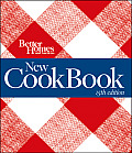 Better Homes & Gardens Plaid #7: Better Homes and Gardens New Cook Book Cover