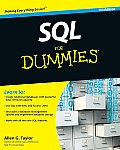 Sql for Dummies (7TH 10 - Old Edition)