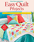 Better Homes & Gardens Easy Quilt Projects