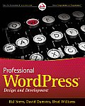 Professional WordPress 1st Edition Design & Development
