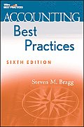Accounting Best Practices (Wiley Best Practices)