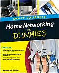 Home Networking Do-It-Yourself for Dummies (For Dummies) Cover