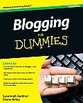 Blogging For Dummies 3rd Edition