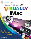 Teach Yourself VISUALLY iMac 1st Edition
