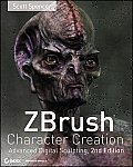 ZBrush Character Creation: Advanced Digital Sculpting [With DVD]