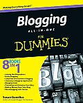 Blogging All in One For Dummies 1st Edition