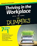 Thriving in the Workplace All in One For Dummies