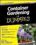 Container Gardening for Dummies (For Dummies)