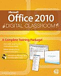 Digital Classroom #25: Microsoft Office 2010 Digital Classroom Cover