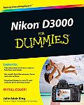 Nikon D3000 for Dummies (For Dummies)