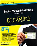 Social Media Marketing All in One For Dummies 1st Edition
