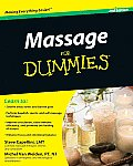 Massage For Dummies 2nd Edition