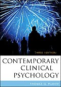 Contemporary Clinical Psychology (3RD 11 Edition)