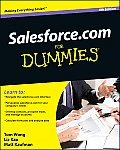 Salesforce.com For Dummies 4th Edition