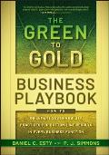Green to Gold Business Playbook A Guide to Implementing Sustainable Business Practices