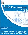 Excel Data Analysis 3rd Edition Your visual blueprint for creating & analyzing data charts