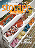 Storage with Style (Better Homes & Gardens)