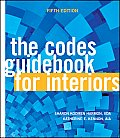 Codes Guidebook for Interiors 5th Edition
