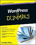 Wordpress for Dummies (3RD 11 - Old Edition)