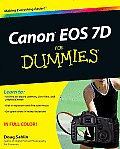Canon EOS 7D for Dummies (For Dummies)