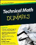 Technical Math for Dummies (For Dummies) Cover