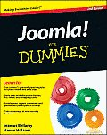 Joomla! for Dummies (For Dummies)