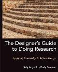 Designers Guide to Doing Research