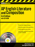 Cliffsnotes AP English Literature and Composition [With CDROM]