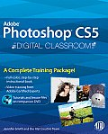 Digital Classroom #36: Photoshop Cs5 Digital Classroom Cover