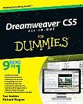 Dreamweaver CS5 All in One For Dummies