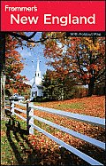 Frommer's New England [With Pull-Out Map] (Frommer's New England)