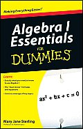 Algebra I Essentials for Dummies (For Dummies)