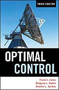 Optimal Control (3RD 12 Edition)