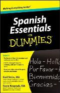 Spanish Essentials for Dummies (For Dummies)